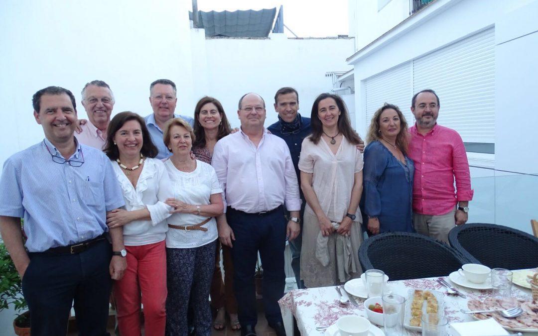 Carta despedida Equipo Regional Andalucía Occidental y Canarias 2012-2016